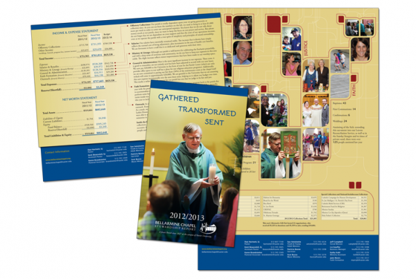 Bellarmine Chapel: 2013 Stewardship Report