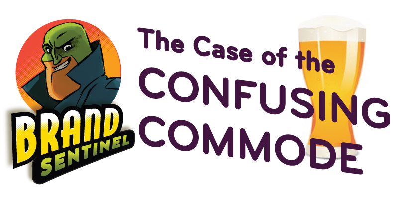 The Brand Sentinel - The Case of the Confusing Commode