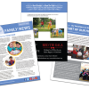 Klocke Design Ronald McDonald House Cincinnati Newsletter