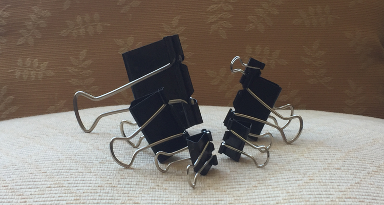 binder clips in lots of sizes