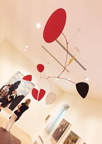 Calder - Peggy Guggenheim Museum, Venice