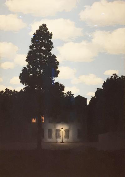 Magritte - Peggy Guggenheim Museum, Venice