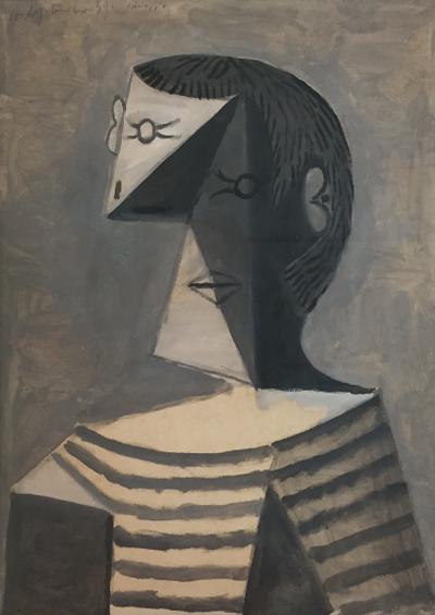 PIcasso - Peggy Guggenheim Museum, Venice