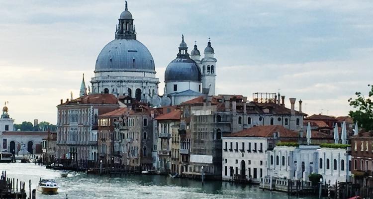 Grand Canal - Peggy Guggenheim Venice
