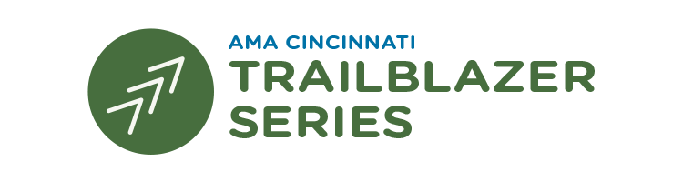AMA Cincinnati Trailblazer Series logo