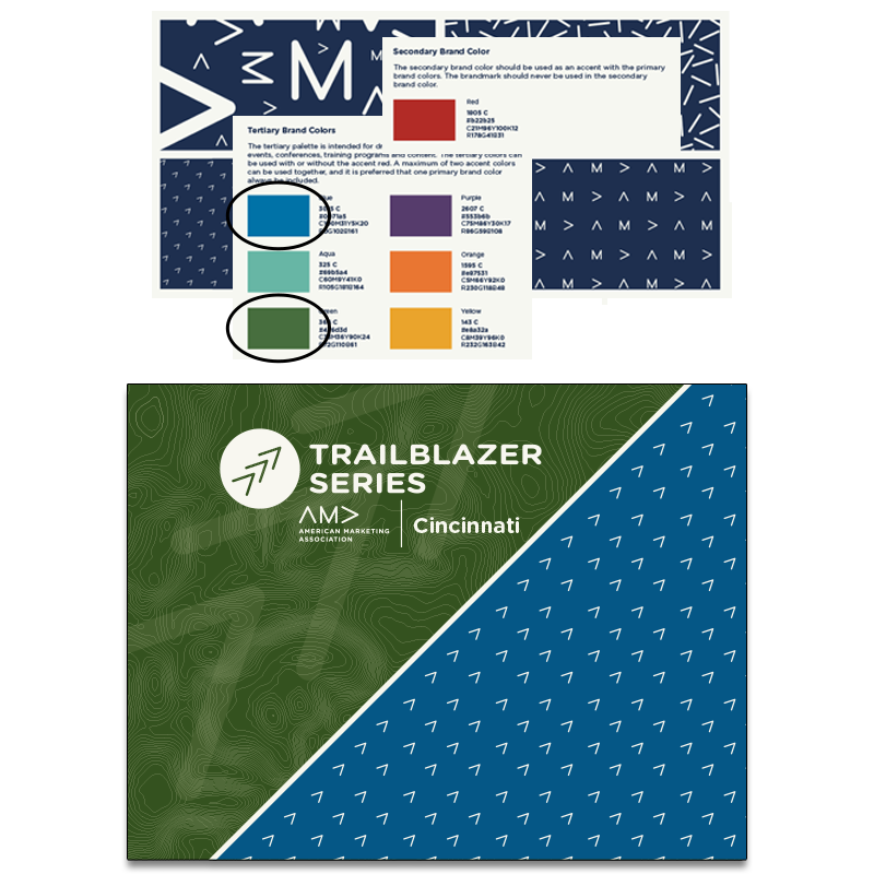 Trailblazer Series - American Marketing Association - Cincinnati