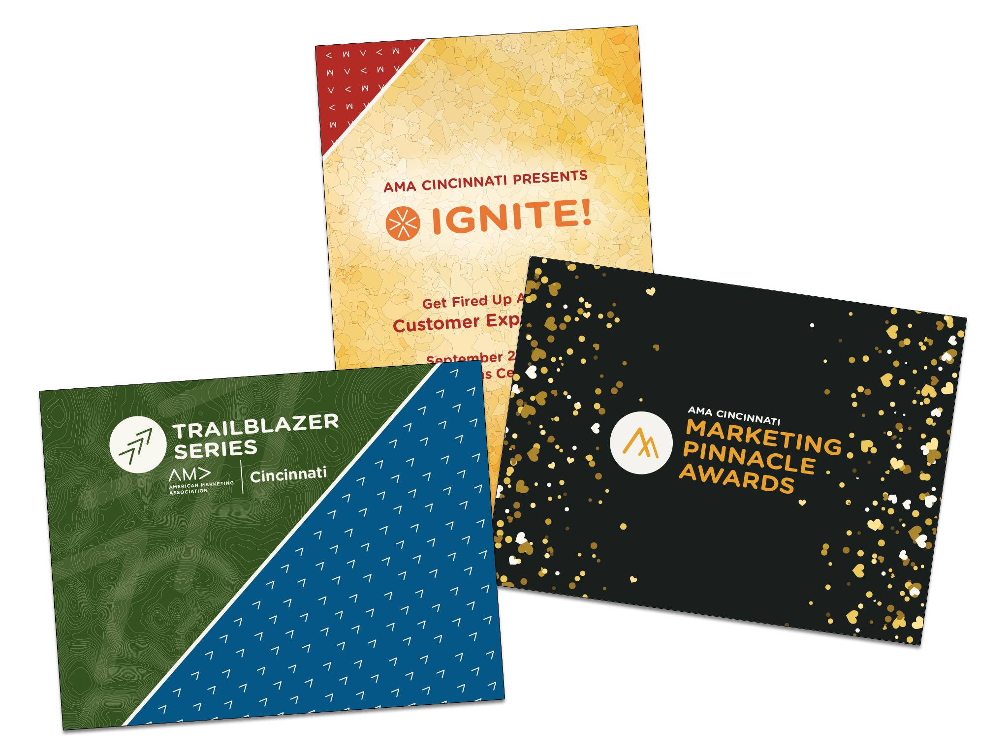 Ignite Conference, Marketing Pinnacle Awards, Trailblazer Series